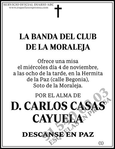 Carlos Casas Cayuela